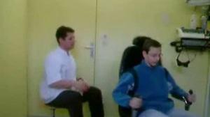 Le fauteuil rotatoire à haute vitesse (FGV) / Rééducation vestibulaire